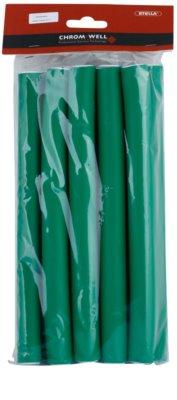Chromwell Accessories Green големи папилоти от пяна