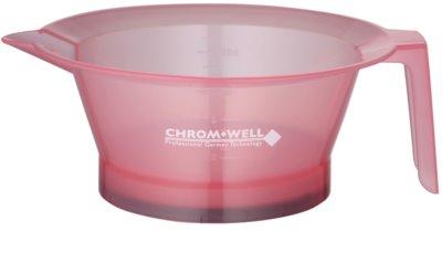 Chromwell Accessories Pink miska do mieszania farby