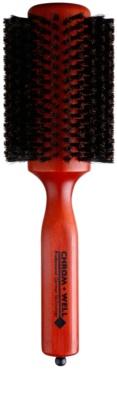 Chromwell Brushes Dark escova de cabelo
