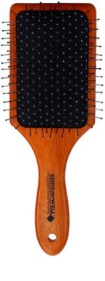 Chromwell Brushes Dark Wood Haarbürste