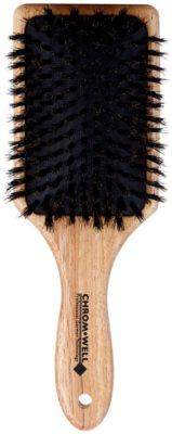 Chromwell Brushes Natural perie de par