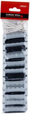 Chromwell Accessories Black/Grey Rolos para permanente