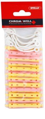 Chromwell Accessories Pink/Yellow natáčky na trvalou