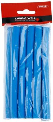 Chromwell Accessories Blue бігуді гнучкі маленькі