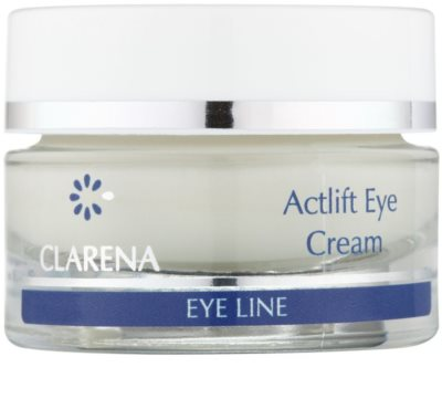 Clarena Eye Line Actlift lifting krema za predel okoli oči za občutljivo kožo