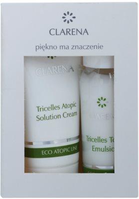 Clarena Eco Atopic Line Tricelles kosmetická sada I.