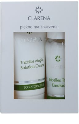 Clarena Eco Atopic Line Tricelles lote cosmético I.