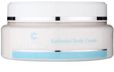 Clarena Body Advanced Line Barbados zeštíhlující tělový krém