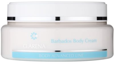 Clarena Body Advanced Line Barbados оформящ крем