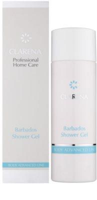 Clarena Body Advanced Line Barbados zeštíhlující sprchový gel proti celulitidě 1