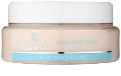Clarena Body Advanced Line Caviar crema de corp nutritiva efect regenerator
