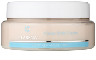 Clarena Body Advanced Line Caviar nährende Körpercrem mit regenerierender Wirkung