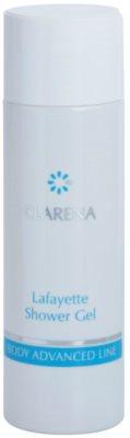 Clarena Body Advanced Line Lafayette Żel pod prysznic z efektem kojącym do skóry atopowej