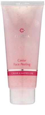 Clarena Caviar & Matrix Line exfoliante revitalizante