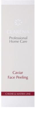 Clarena Caviar & Matrix Line peeling rewitalizujący 2