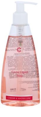 Clarena Caviar & Matrix Line sapun lichid de maini