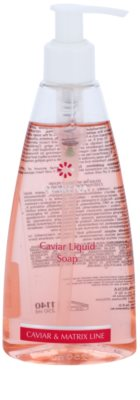 Clarena Caviar & Matrix Line tekuté mydlo na ruky
