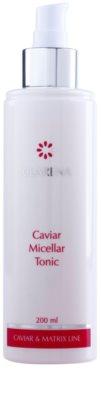 Clarena Caviar & Matrix Line kojący tonik micelarny 1