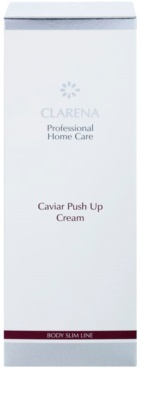 Clarena Body Slim Line Caviar modelující krém na poprsí s push-up efektem 2