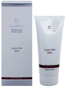 Clarena Body Slim Line Caviar zoštíhľujúci balzam s detoxikačným účinkom 1