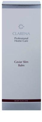 Clarena Body Slim Line Caviar zoštíhľujúci balzam s detoxikačným účinkom 2