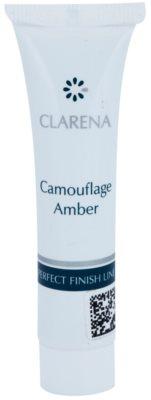 Clarena Perfect Finish Line Camouflage make-up az arcbőr tökéletlenségeiért kis csomagolás