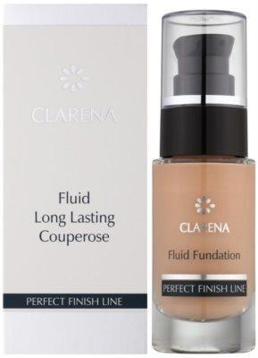 Clarena Perfect Finish Line Couperose loción correctora para capilares rotos y otras imperfecciones de la piel 2