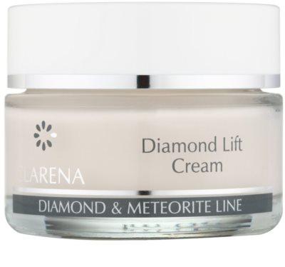 Clarena Diamond & Meteorite Line lifting krema brez parabenov in silikonov SPF 15