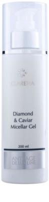 Clarena Diamond & Meteorite Line micelární gel s regeneračním účinkem
