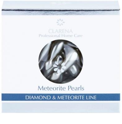 Clarena Diamond & Meteorite Line pleťové sérum v kapslích pro rozjasnění a vyhlazení pleti 3