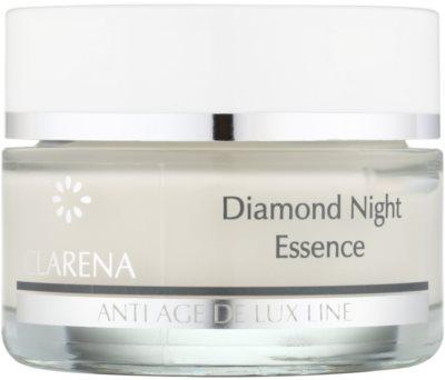 Clarena Diamond & Meteorite Line crema rejuvenecedora con efecto regenerador