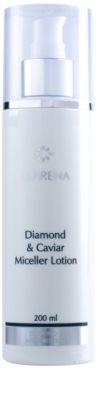 Clarena Diamond & Meteorite Line micelární voda