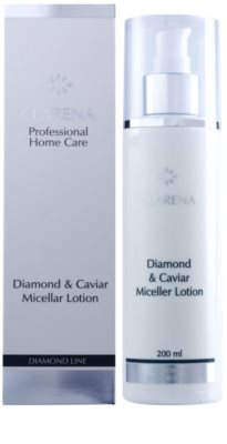 Clarena Diamond & Meteorite Line micelární voda 1