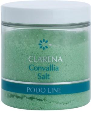 Clarena Podo Line Convallia fürdősó lábakra