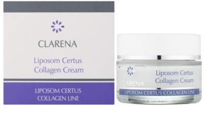 Clarena Liposom Certus Collagen Line liposomale Creme mit Kollagen gegen die ersten Anzeichen von Hautalterung 1
