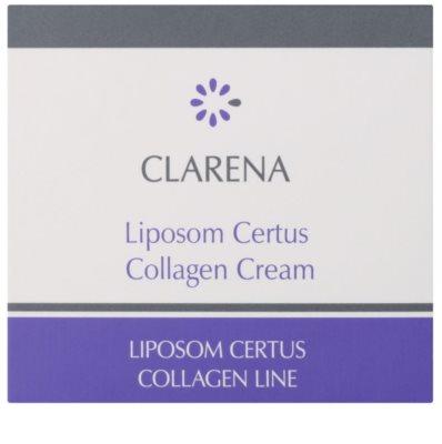 Clarena Liposom Certus Collagen Line liposomale Creme mit Kollagen gegen die ersten Anzeichen von Hautalterung 2