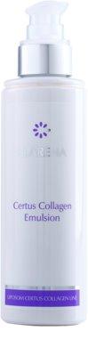 Clarena Liposom Certus Collagen Line liposzómás arclemosó emulzió kollagénnel a bőröregedés első jeleinek eltüntetésére 1