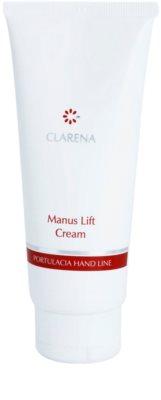 Clarena Portulacia Hand Line Manus Lift hydratační krém na ruce s liftingovým efektem