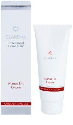Clarena Portulacia Hand Line Manus Lift hydratační krém na ruce s liftingovým efektem 1