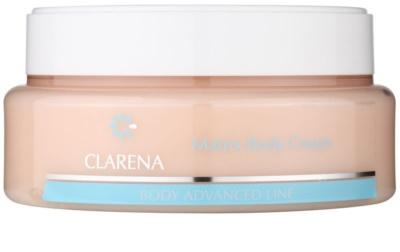 Clarena Body Advanced Line Matrix crema corporal rejuvenecedora para pieles maduras