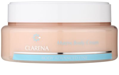 Clarena Body Advanced Line Matrix fiatalító testkrém érett bőrre