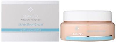 Clarena Body Advanced Line Matrix подмладяващ крем за тяло за зряла кожа 1