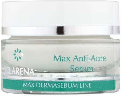 Clarena Max Dermasebum Line Max intenzivní sérum na aknetickou pleť