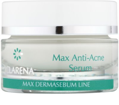 Clarena Max Dermasebum Line Max sérum intensivo para pieles acnéicas