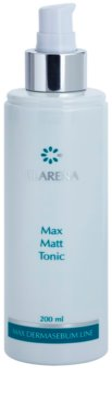 Clarena Max Dermasebum Line Max Matt tónico para pieles grasas 1
