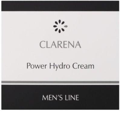 Clarena Men's Line Power crema de fata hidratanta 2