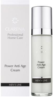 Clarena Men's Line Power protivráskový krém 2