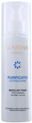 Clarena Medica Purificatio micelláris tonik a problémás bőrre