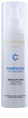 Clarena Medica Purificatio tónico micelar para pieles problemáticas