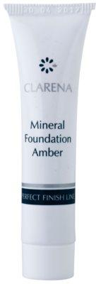 Clarena Perfect Finish Line Mineral ásványi make-up az érzékeny és pattanásos bőrre kis csomagolás
